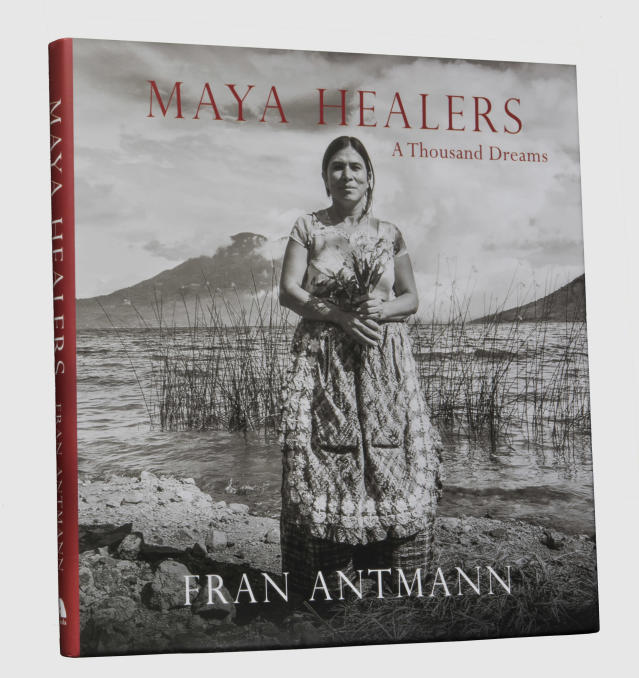 "<p>Book jacket of ""Maya Healers: A Thousand Dreams."" (Nirala Publications) </p>"