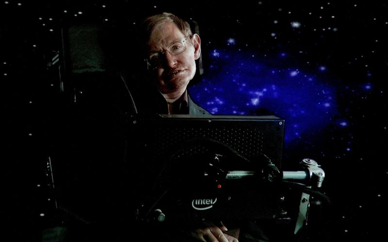 Stephen Hawking said he was not expecting to find heaven after his death - Getty Images North America