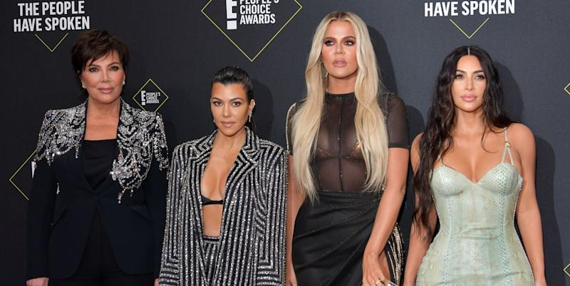 Season 17 tension breaks out into Kardashian cat fight