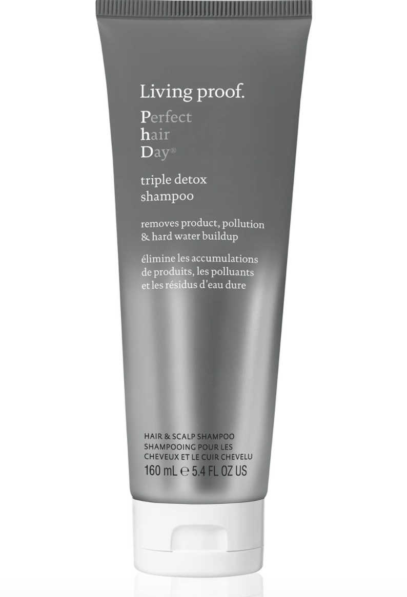 Living Proof Perfect Hair Day (PhD) triple detox shampoo 160ml, S$42. PHOTO: Lookfantastic