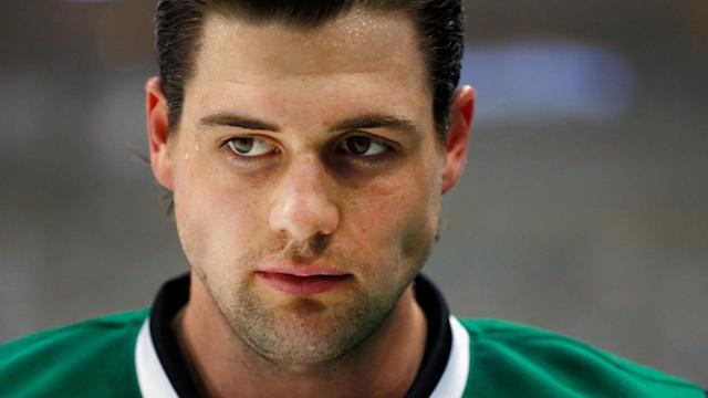 """Stars' Jamie Benn: """"I don't play for him. I play for every player in this room, the coaching staff ... I really put my teammates first."""""""