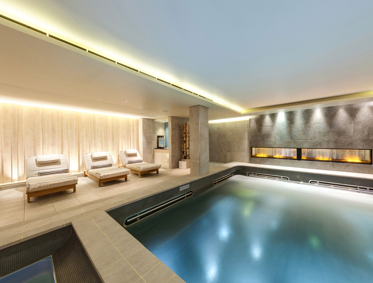 <p>The spa was probably our favourite space on the ship. Its the perfect way to unwind after a day of exploring or to kill time on travel days. Source: Viking Ocean Cruises. </p>
