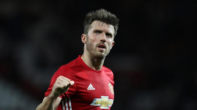 The veteran midfielder has no plans to play for another English club after spending over a decade at Old Trafford