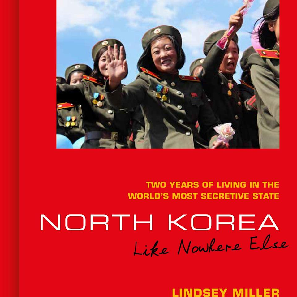 North Korea - Like Nowhere Else - is due to be published on May 6 - Lindsey Miller