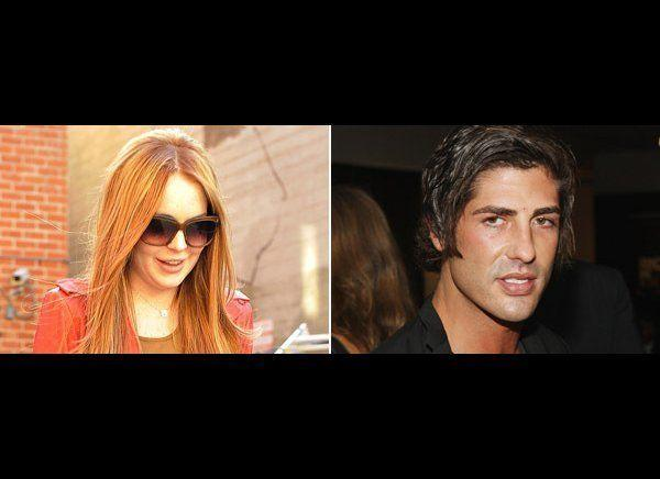 """Who needs enemies when you have friends like Brandon Davis?     Back in 2006, Lindsay Lohan was pals with Paris Hilton, until Paris accused her of  trying to steal her boyfriend, Greek shipping heir Stavros Niarchos.     Once Lindsay was on the outs with her socialite friends, oil heir Davis took it upon himself to brand Lohan with a nickname.     While drunk in LA one night, Davis was filmed ranting about Lohan, <a href=""""http://www.tmz.com/2006/05/17/paris-and-brandon-davis-the-incredible-hatred-toward-lindsay/#.T2FG_HJSTdc"""" target=""""_hplink"""">dubbing her """"fire crotch,"""" and making other rude and disgusting claims.    </a>"""