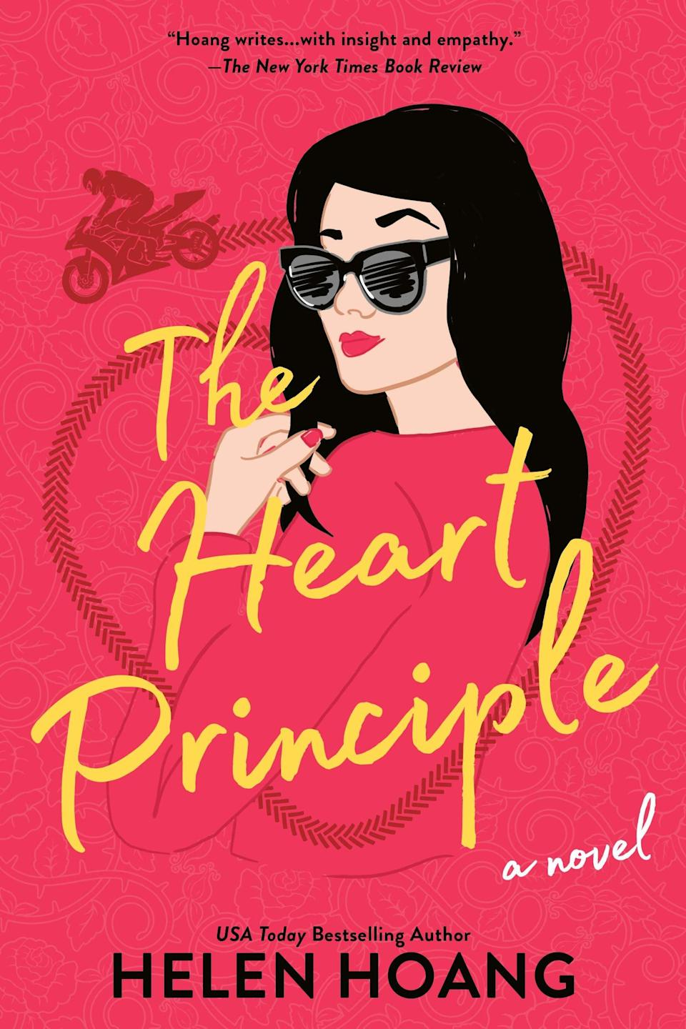 <p>A mismatched pair of would-be lovers prove to be surprisingly perfect for each other in <span><strong>The Heart Principle</strong></span> by Helen Hoang. Quan Diep is a highly eligible up-and-coming CEO who is overwhelmed by all of the women who are suddenly interested in him, while Anna Sun is determined to not let her OCD stand in the way of her keeping Quan from ruining her smitten sister's engagement. </p> <p><em>Out Aug. 17</em></p>