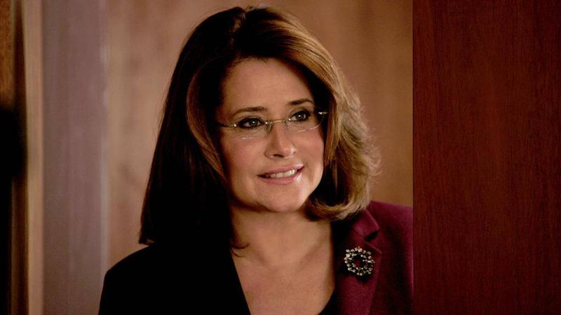 Dr Jennifer Melfi frequently betrays her patient's confidence in 'The Sopranos'