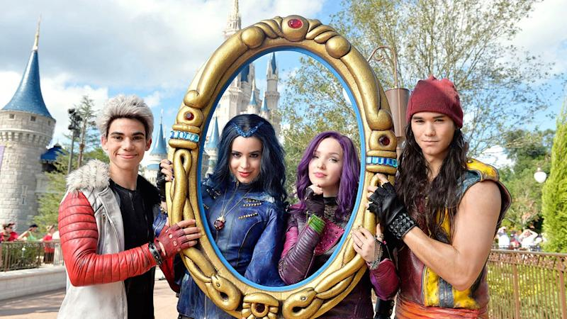 Dove Cameron Described What It Was Like to Watch   Descendants After Cameron Boyce's Death