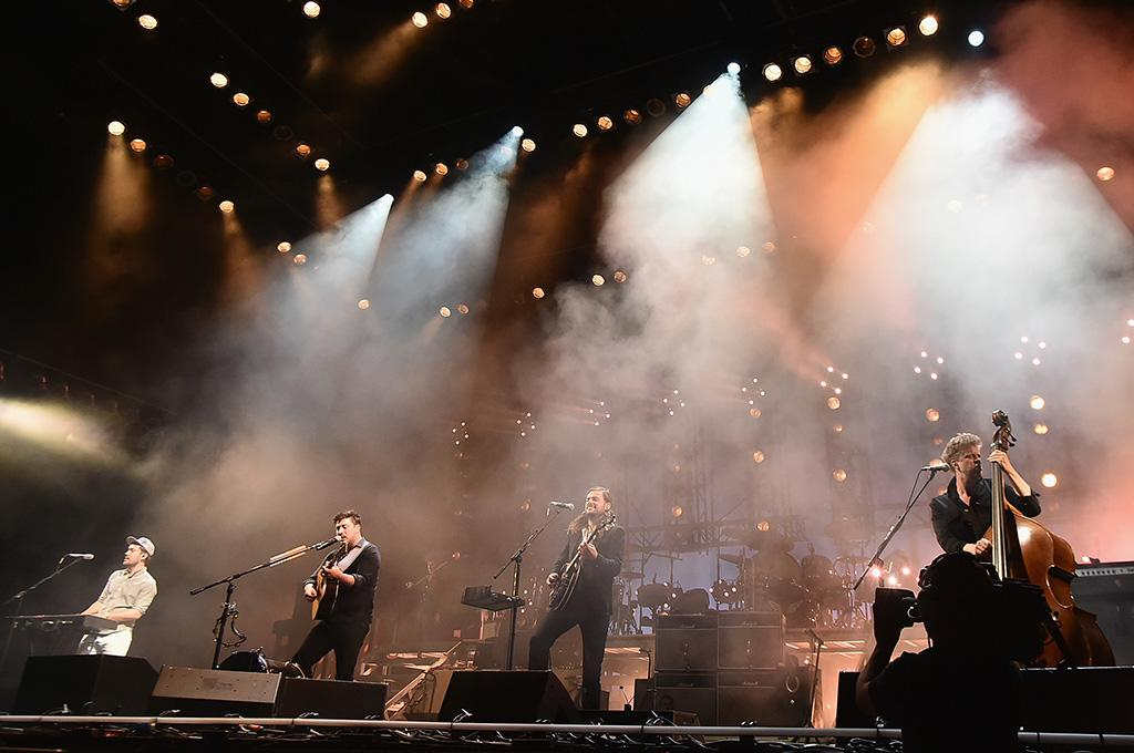 <p>WHEN: July 14 – 16<br /> WHERE: Suffolk's Henham Park<br /> HEADLINERS: The 1975, Fleet Foxes and Mumford and Sons<br /> HIGHLIGHTS: lacebo, Jack Garratt, Fat Boy Slim, Goldfrapp<br /> PRICE: £197.50 face value + £8 booking<br /> (Photo by Theo Wargo/Getty Images for Firefly) </p>