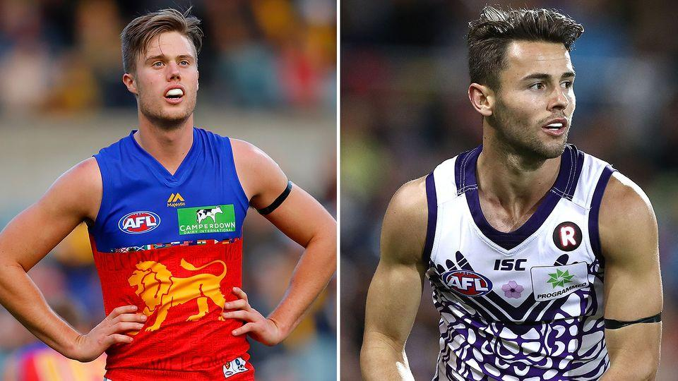 Schache to the Dogs, Weller to the Suns. Pic: Getty