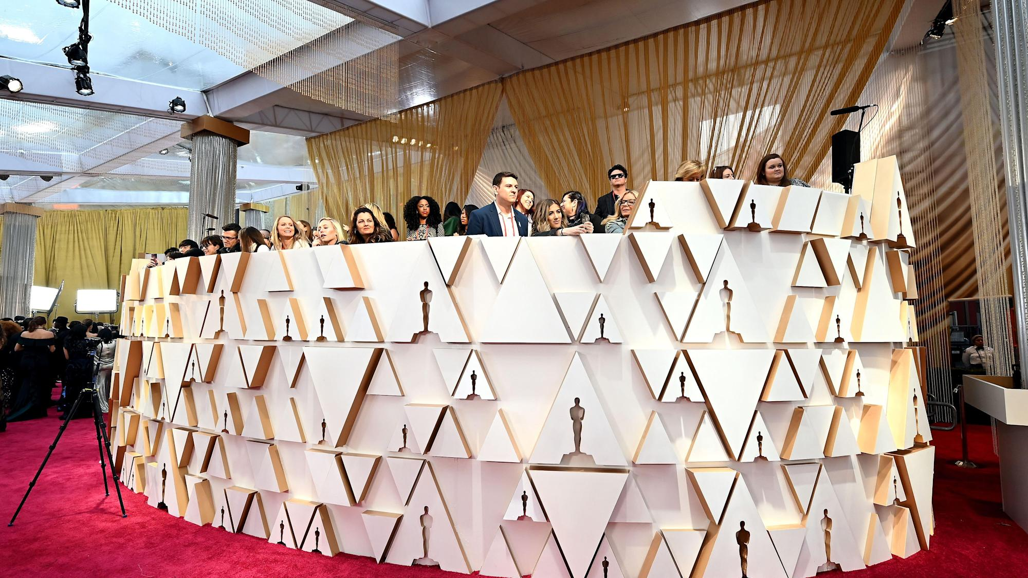 Oscars 'adds a London hub for UK nominees' after earlier ruling out Zoom