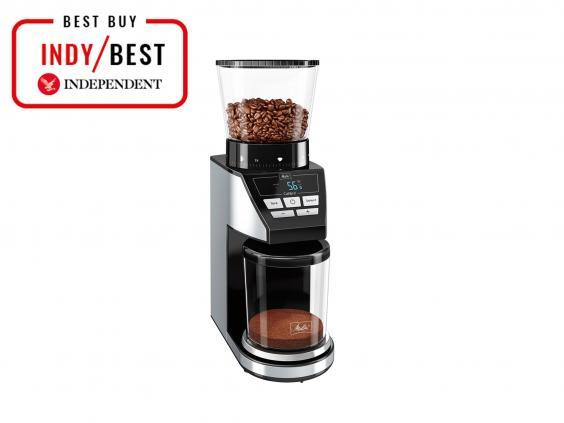 Fine-tune your coffee-making skills with grinder for a rich, full-bodied taste (The Independent)