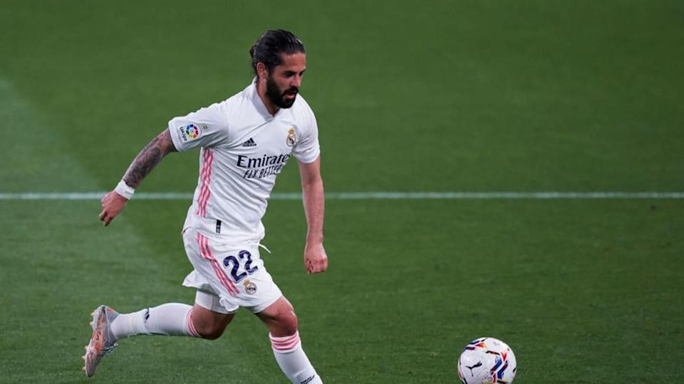 Isco | Quality Sport Images/Getty Images