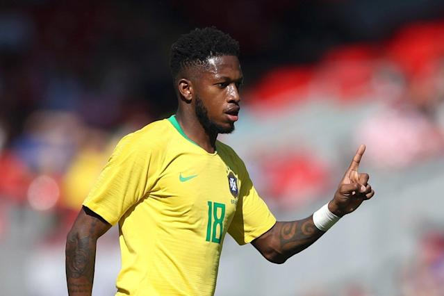 Fred to Manchester United transfer confirmed: Brazil midfielder signs five-year deal