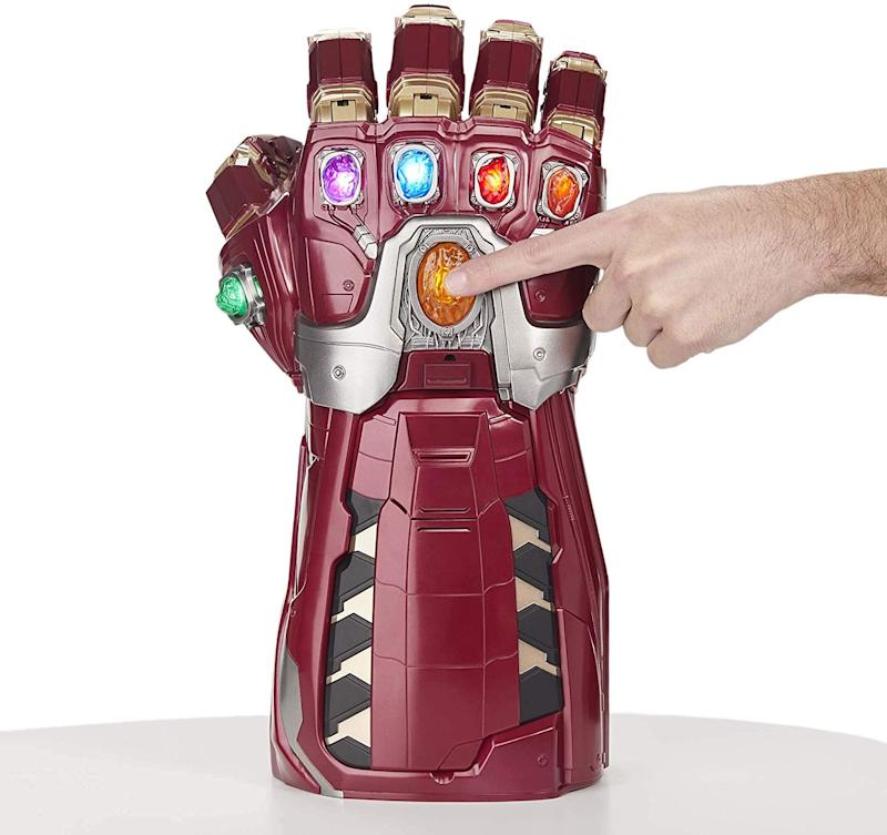 Avengers Marvel Legends Series Endgame Power Gauntlet Articulated Electronic Fist. (Photo: Amazon)