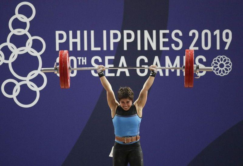 Ramirez lauds the performance of the athletes in 30th SEA Games