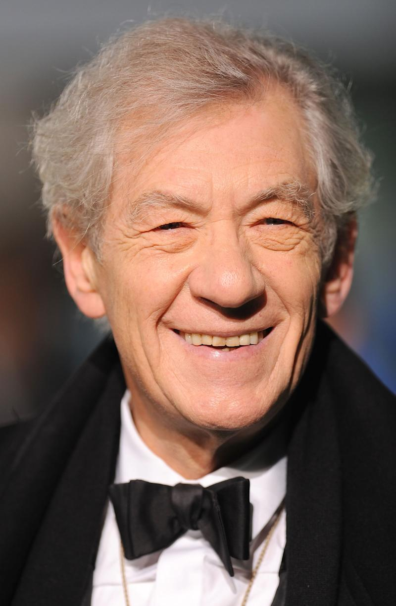 He might be one of the most celebrated British actors of stage and screen, but apparently that&rsquo;s not enough for Sir Ian to bag an Oscar.<br /><br />The last time he was nominated was back in 2001, for his portrayal of Gandalf the Grey in the first Lord Of The Rings film. Surely an Academy Award for this acting giant is long overdue?