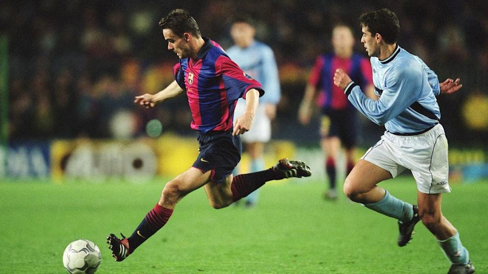 Marc Overmars | Alex Livesey/Getty Images