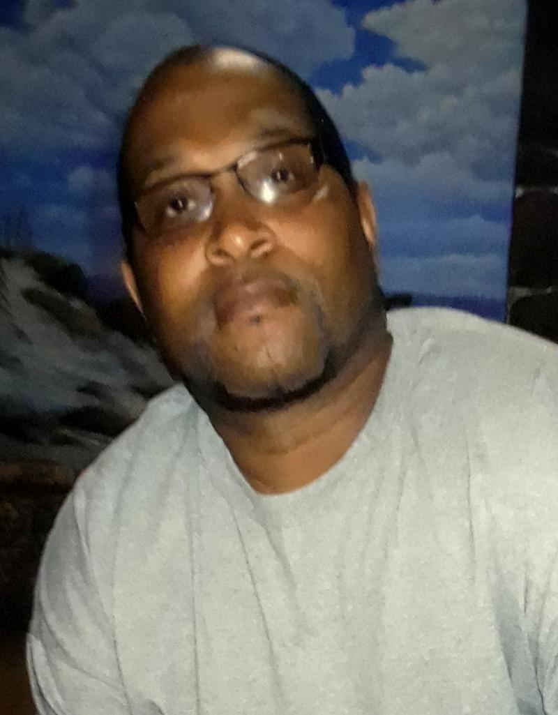 Image: Patrick Jones contracted coronavirus at a low-security prison in Oakdale, La. (Courtesy of the Jones Family)