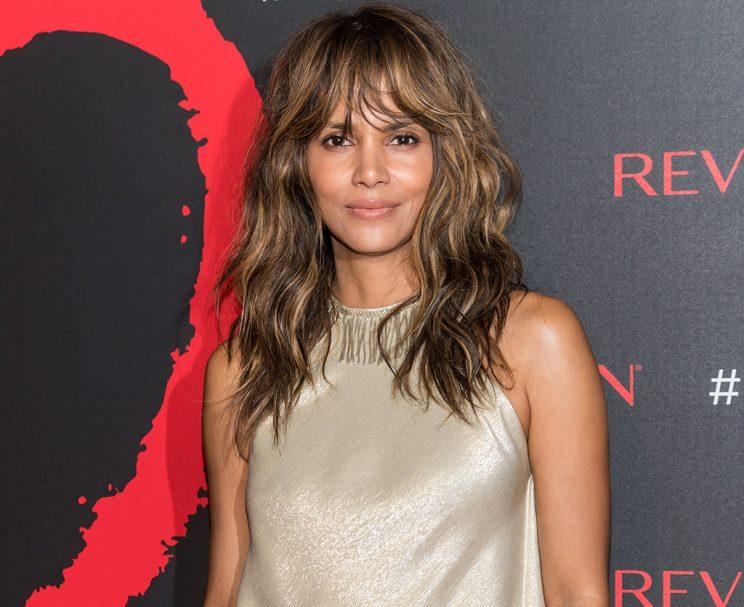 alle Berry attends Revlon's 2nd Annual Love Is On Million Dollar Challenge Finale Party