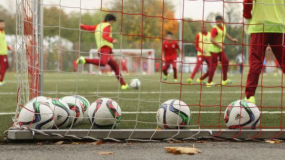 FC Bayern Muenchen - Training Camp For Refugees
