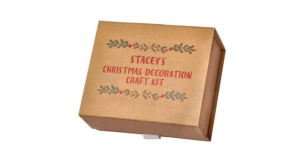 Christmas Decoration Craft Kit