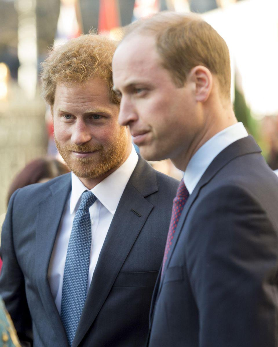 Charles needs both Harry and William's support to make Camilla Queen. Photo: Getty