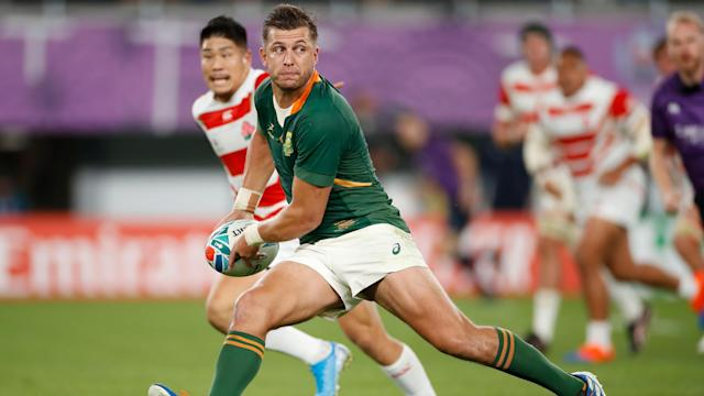 Wake up with the World Cup: Wales, South Africa advance to semifinals