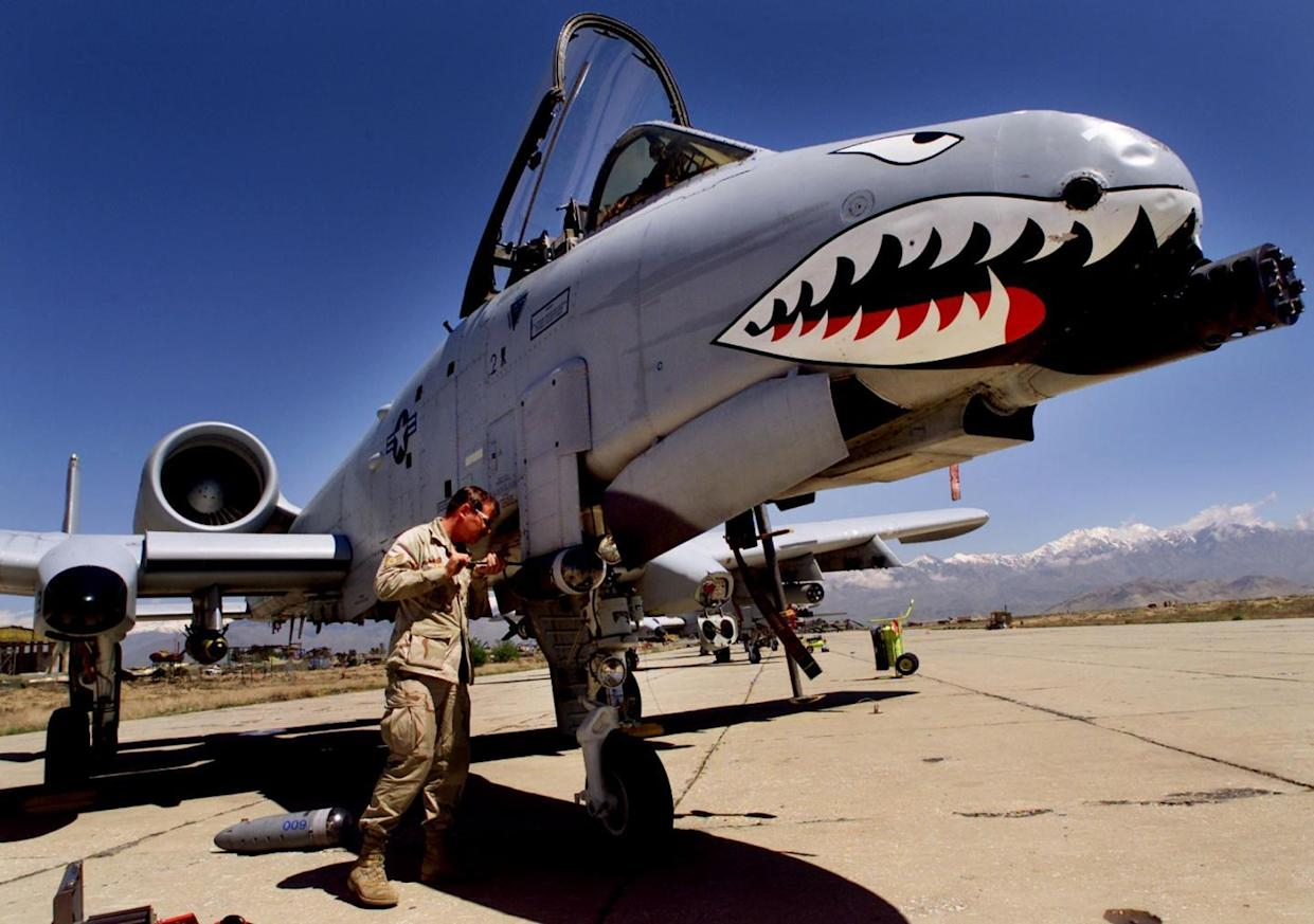 Here Comes the A-10 Warthog on Steroids: New Weapons and More