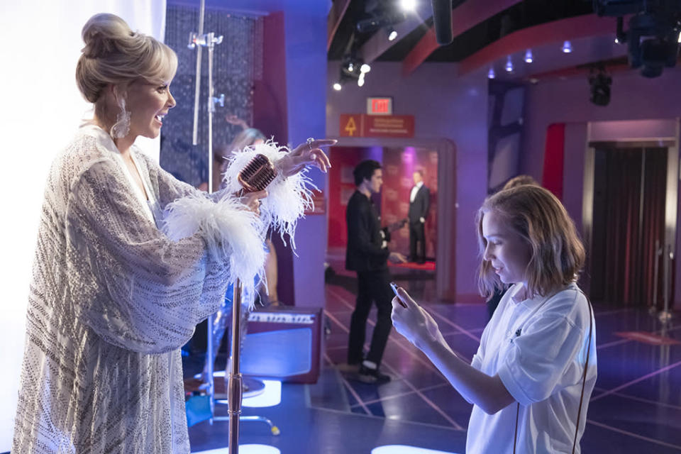 """Jean Smart and Hannah Einbinder star in """"Hacks."""" - Credit: Anne Marie Fox/HBO Max"""