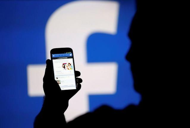 If your Facebook account is sending strange messages to your friends, chances are it's been hacked. (image: Reuters-Dado Ruvic)