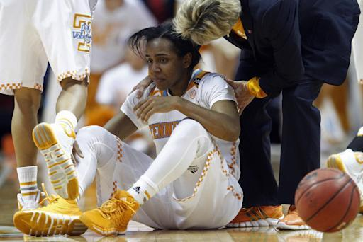Lady Vols' Massengale eager for comeback