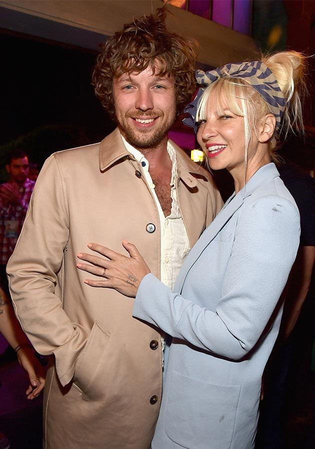 The singer and movie maker got married in August 2014. Photo: Getty Images