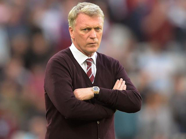 David Moyes feels hard done by after keeping West Ham up