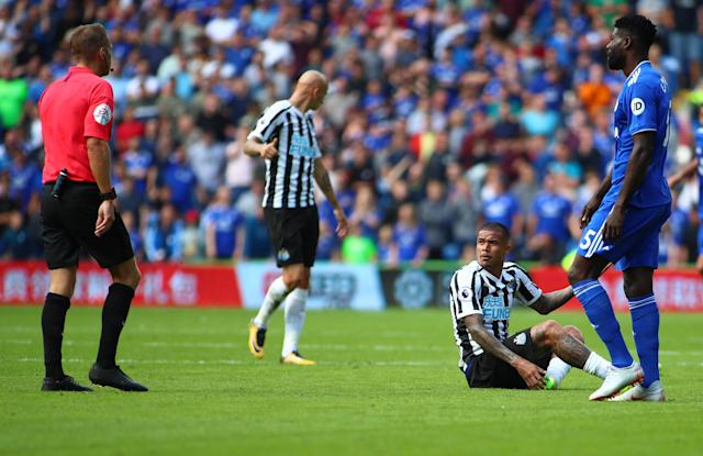 Craig Pawson takes pity on Kenedy – again
