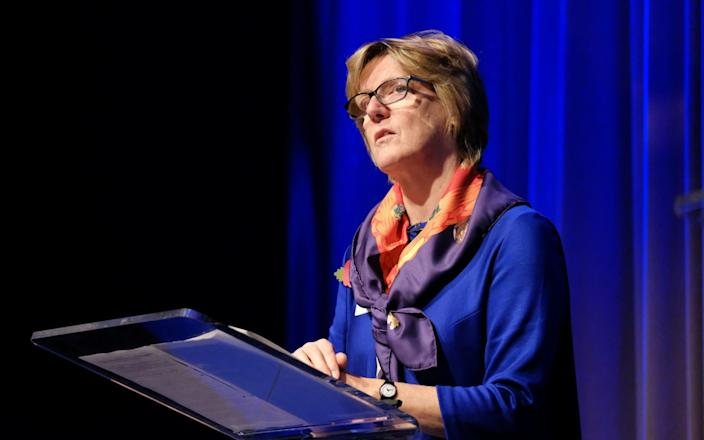 Prof Dame Sally Davies urged people to fit as much movement as possible into their daily lives - PA Archive