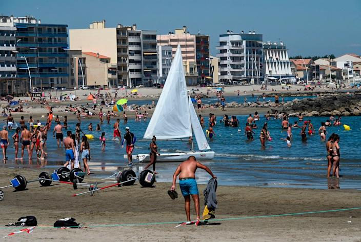 Southern france reopening
