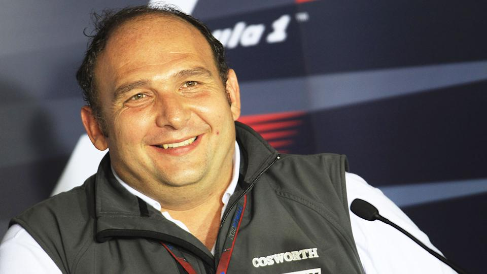 Pictured here, Colin Kolles claims Mercedes played a role in the F1 cheating controversy.