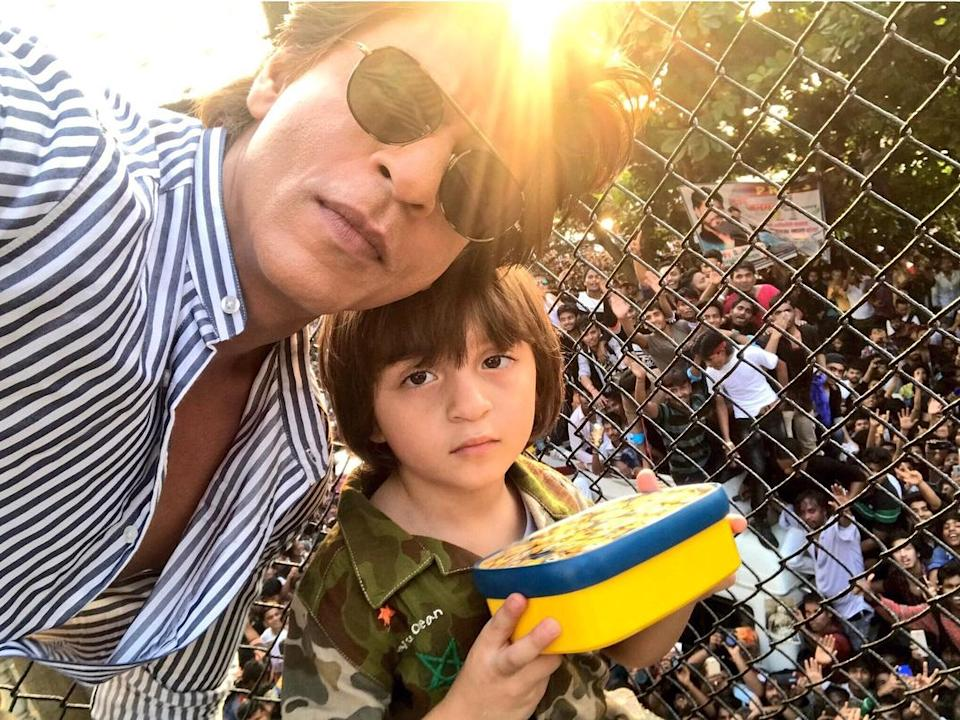 Bollywood And TV Celebrities Who Became Dad After 40