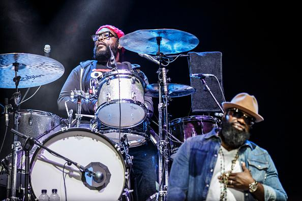 Questlove and Black Thought of The Roots perform in concert during day 3 of Cruilla Bcn Festival on July 14, 2018 in Barcelona, Spain.