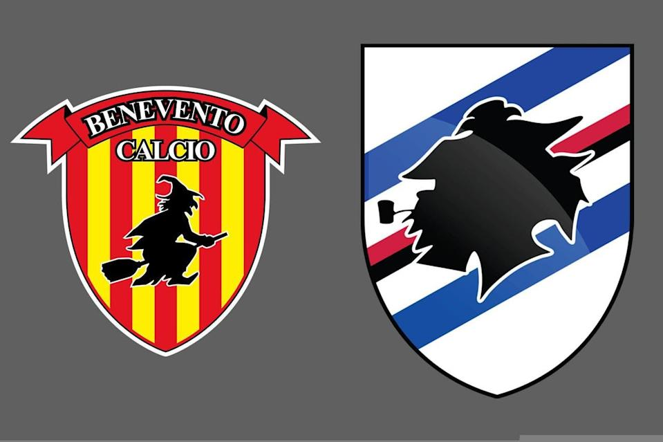 Benevento-Sampdoria