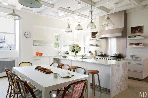Cool White Kitchens From Modern To Rustic
