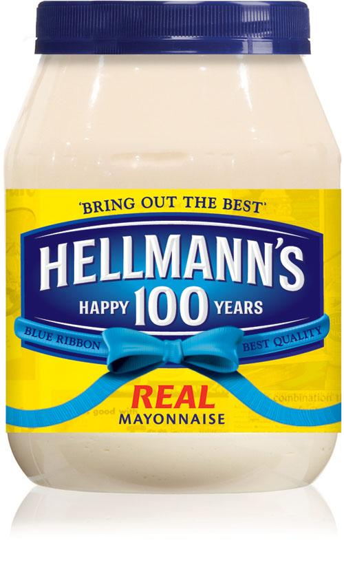 Hellmann's whips up campaign for centennial