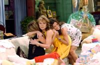 <p><strong>In Friends:</strong></p><p>Green is Rachel's mother, who becomes newly divorced from Rachel's father in the second season of Friends. </p>