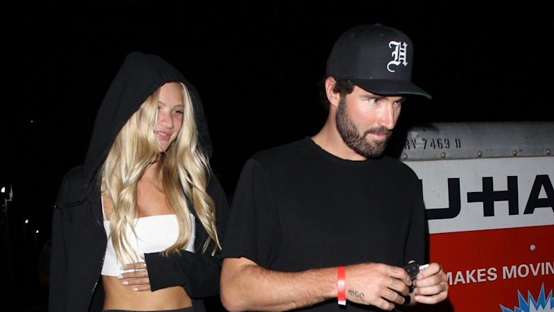Brody Jenner and Josie Canseco Seen Kissing While Out in Los Angeles -- See the Pic