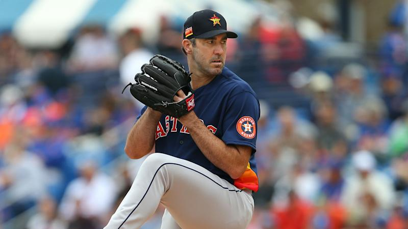 Coronavirus: Astros pitcher Justin Verlander to donate weekly paycheques from MLB to charity
