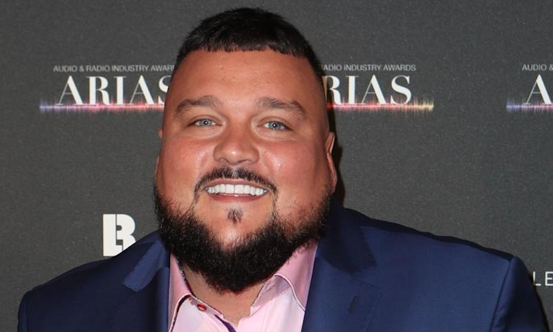 Charlie Sloth at the Arias in Leeds