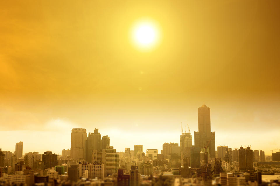 The Pacific north-west is experiencing an extreme heatwave caused by a 'heat bomb'. (Getty Images)