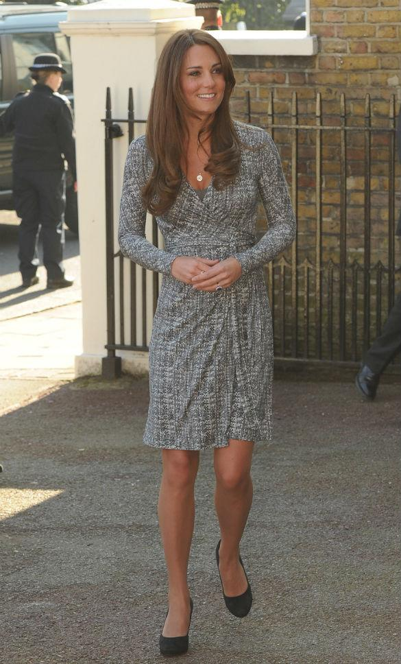 Kate Middleton Gossip Round Up: From Hilary Mantel To Her Baby Bump Debut