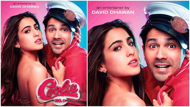 Coolie No 1 Remake First Look: Varun Dhawan and Sara Ali Khan Look Good Together and…How!